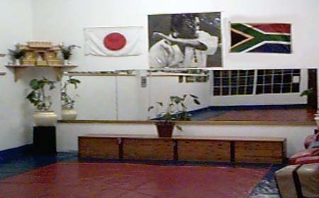 The former Ashihara Karate Honbu SA